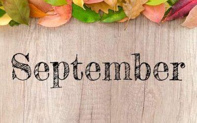 A Smashing September