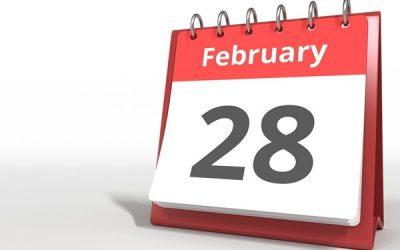 Damned February