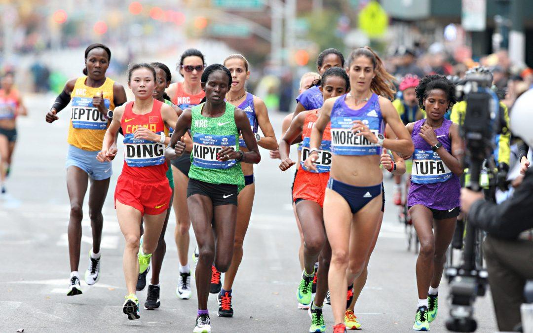 PR. A Marathon Not A Sprint