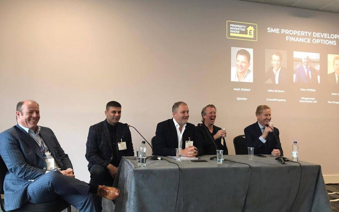 Property Investor Show – Panel Debates Hosted by ProperPR